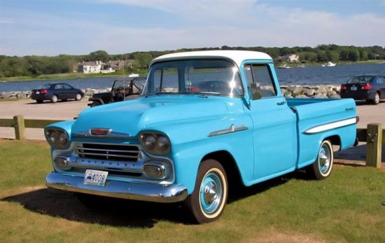 1958 Chevy Apache Pickup